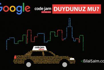 Google Code Jam nedir?