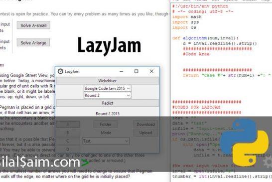 LazyJam