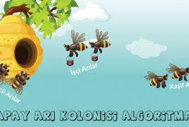 Yapay Arı Kolonisi Algoritması (ABCA-Articial Bee Colony Algorithm)
